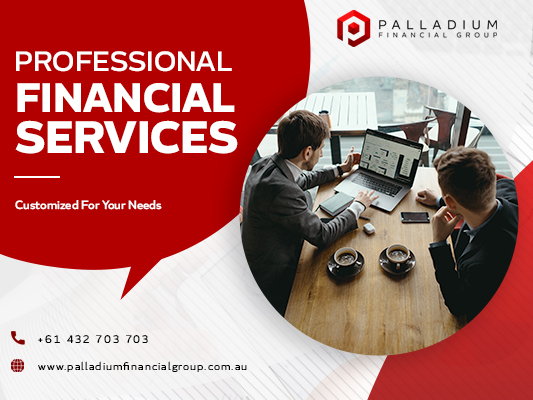 Secure your future with comprehensive financial services