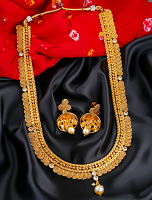 Shop Latest Long Necklace Designs Online at Lowest Price
