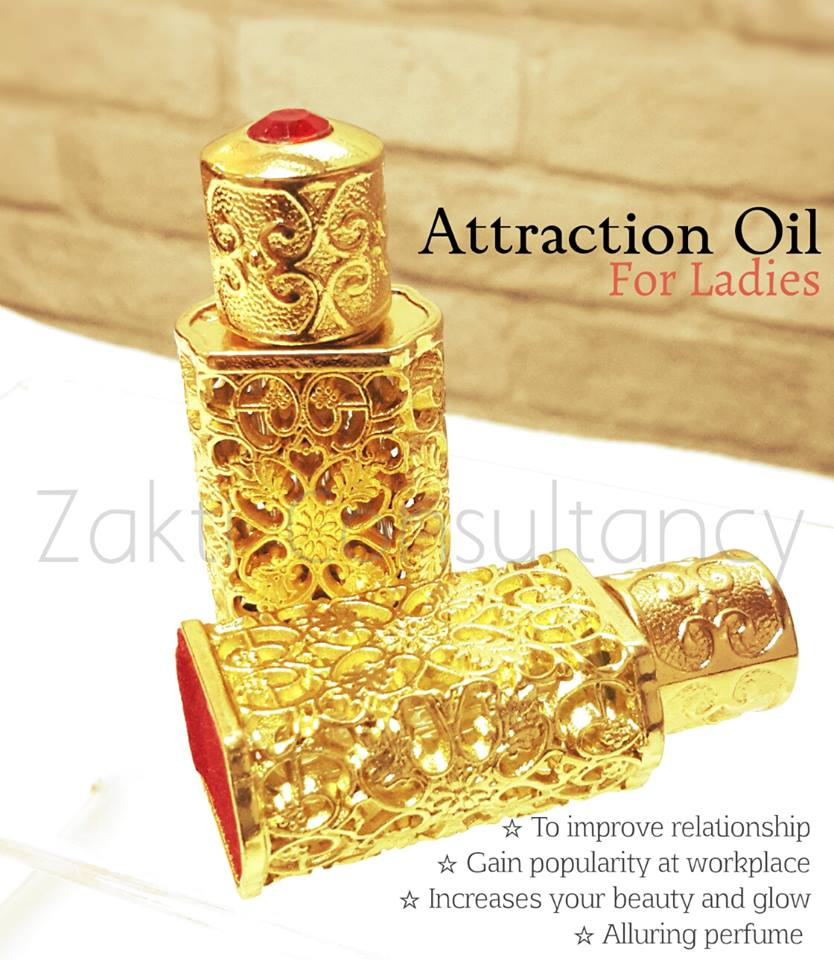 The Majestic Attraction Oil for Ladies