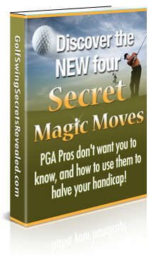 The New Four Magic Moves To Winning Golf