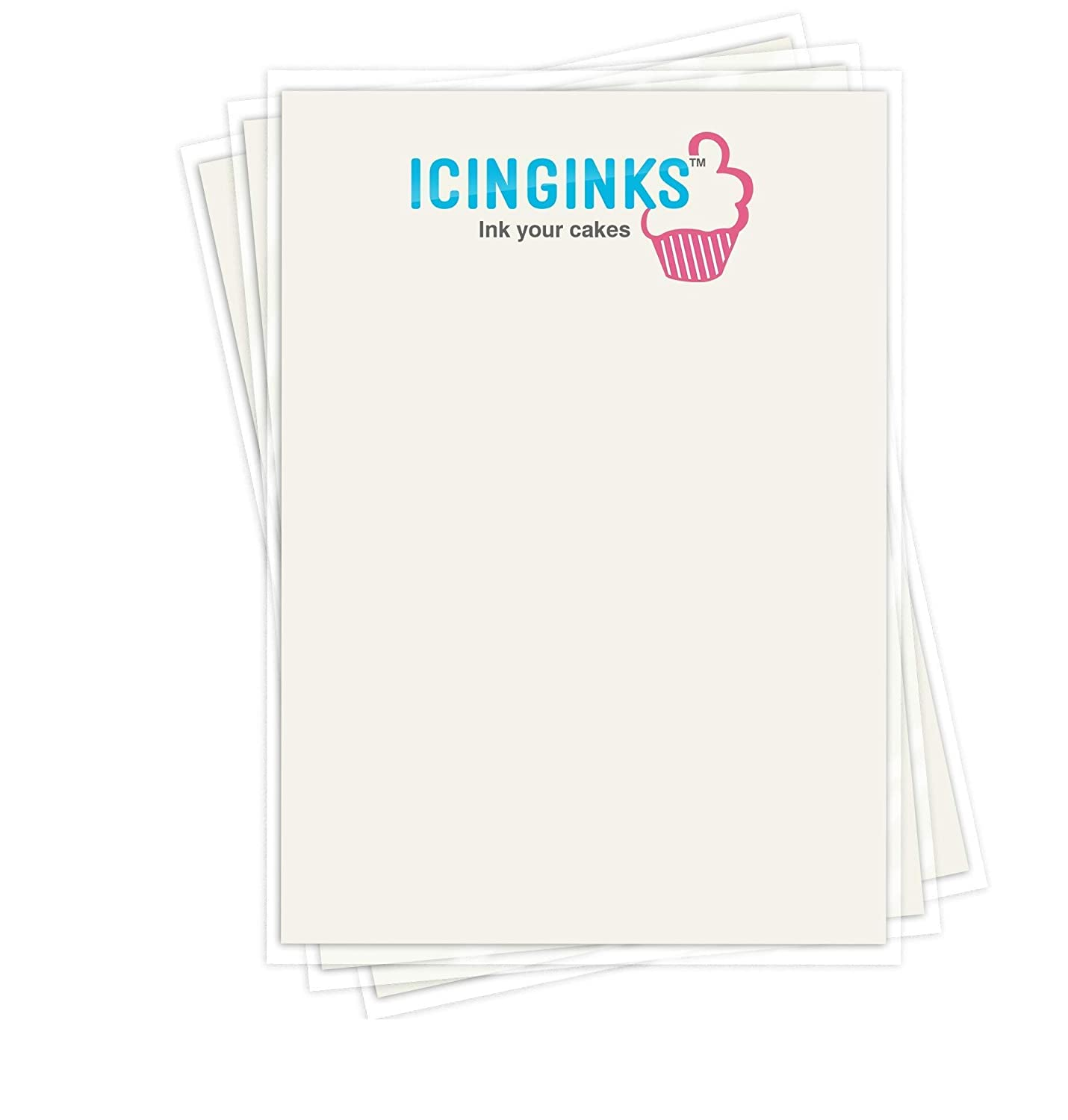 The Right Wafer Sheet For Every Cake Topper: Icinginks Wafer Paper For Cake...