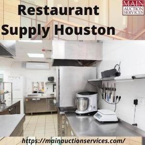 TopQuality Commercial Restaurant Supply Store in Houston