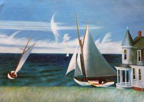 Want to Buy Famous Oil Reproduction Paintings in the USA.