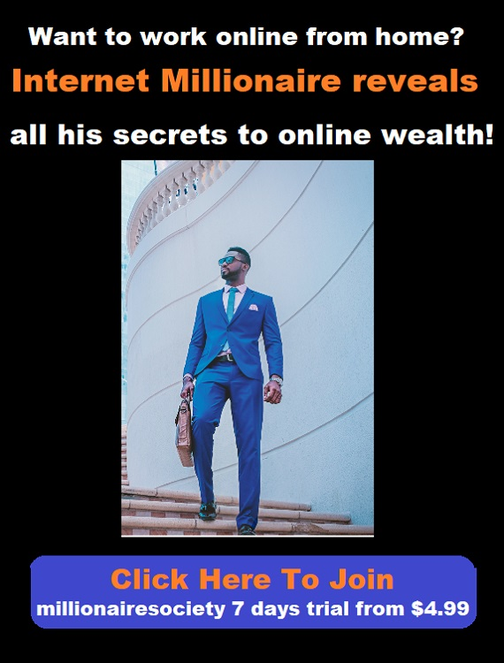 Want to make money online? Internet Millionaire shows you how to work on th...
