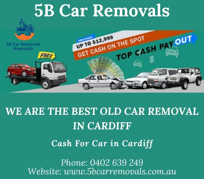 We Are The Best Old Car Removal in Cardiff