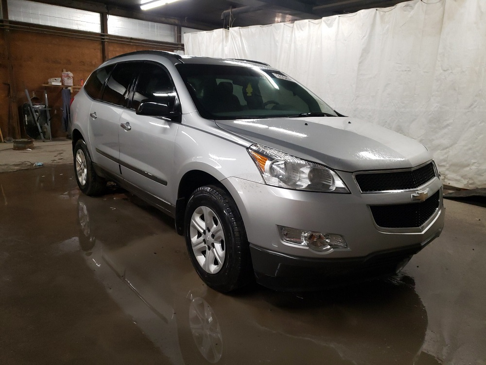 2012 Chevrolet Traverse L For Sale At AutoBidMaster