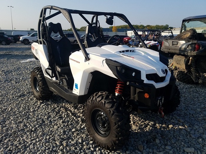 2019 CanAm Commander 2 For Sale At AutoBidMaster