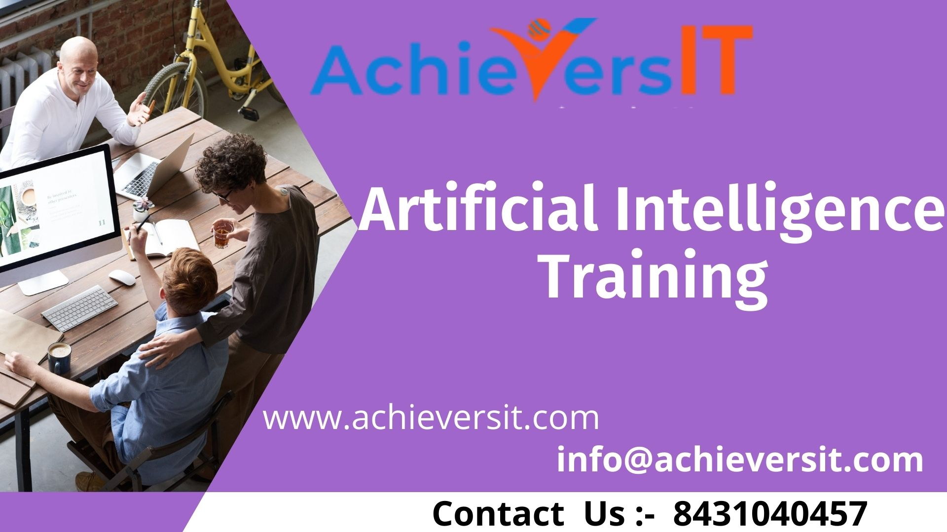 Artificial intelligence course in Bangalore
