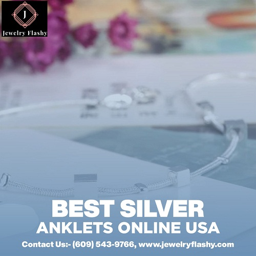 Best Silver Anklets Online In the USA