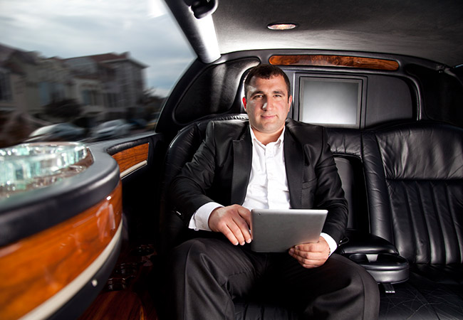 Book Ground Transportation Limousine Service In New Jersey