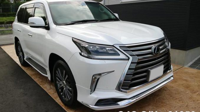 Brand New Lexus LX 570 5.7L Petrol in White for Sale