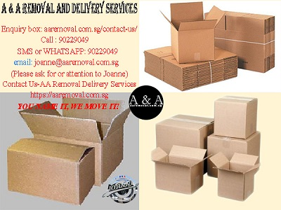 Brand New Slightly Used Carton Boxes For Sale, For your MovingStorage Serv...