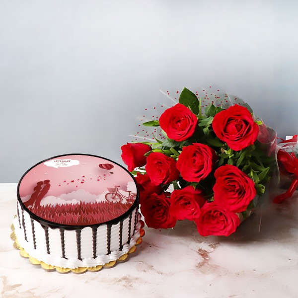 Bring Anniversary Gifts from MyFlowerTree at Best Discount