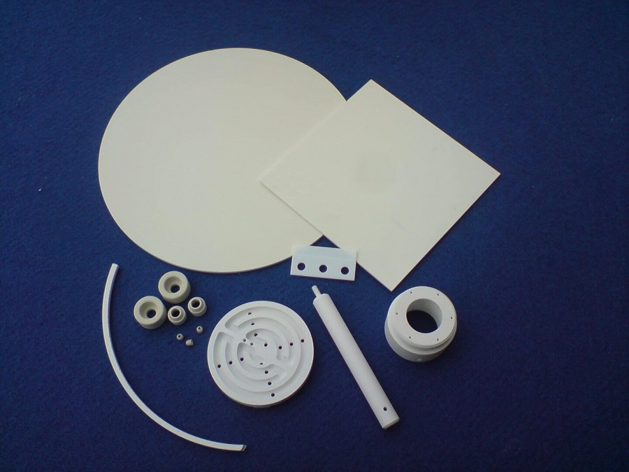Buy Boron Nitride Ceramics Components in UK from Thermic Edge