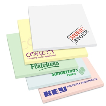 Buy Custom Sticky Notepads in Wholesale from PapaChina
