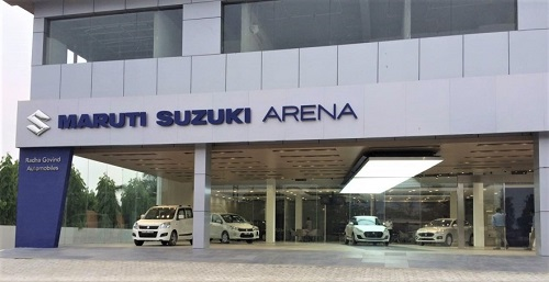 Call on Maruti Suzuki Showroom in Meerut Contact Number to Book Your Car