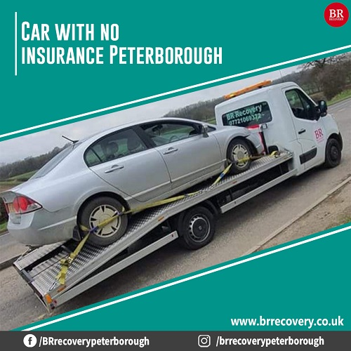 Car with no Insurance Peterborough