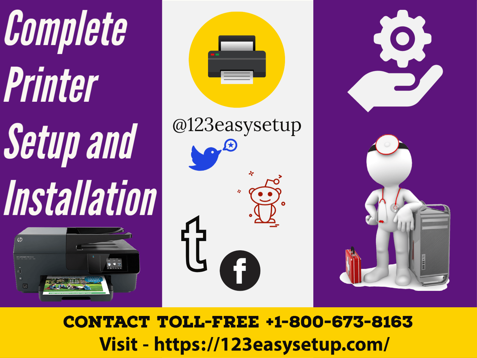 Download Install HP Printer Drivers for Apple PC