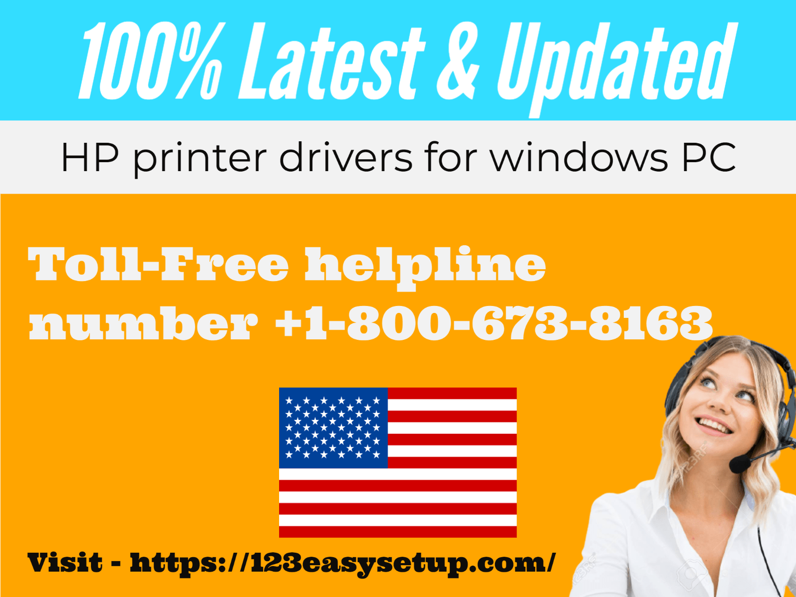 Download Install HP Printer Drivers for Windows PC