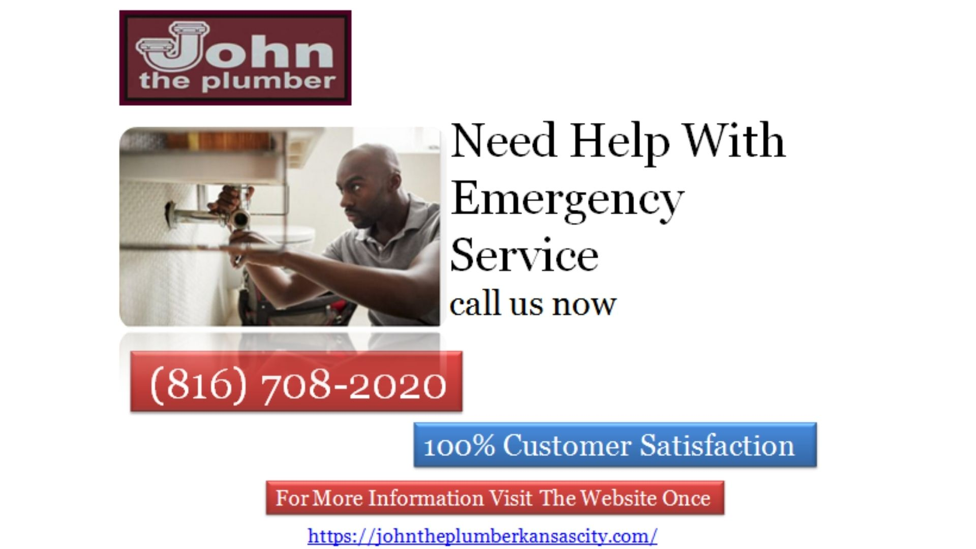 Expert Support for Plumbing Maintenance and Repair in Kansas City