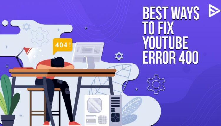 Fix YouTubefout 400