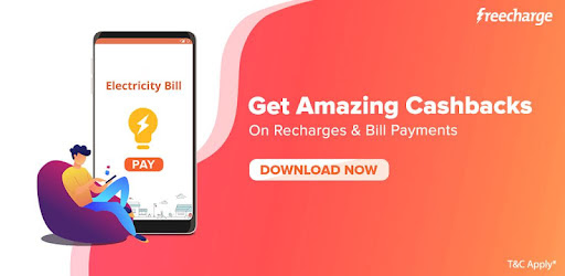 Freecharge Offering Recharge Bill Payment Upto 100 Cashback