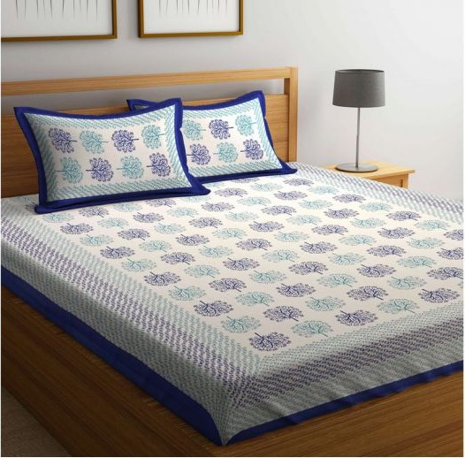 Get Best Bed Sheets online from WoodenStreet