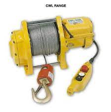 Get Durable and Reliable Electric winch in Adelaide from Active Lifting Equ...