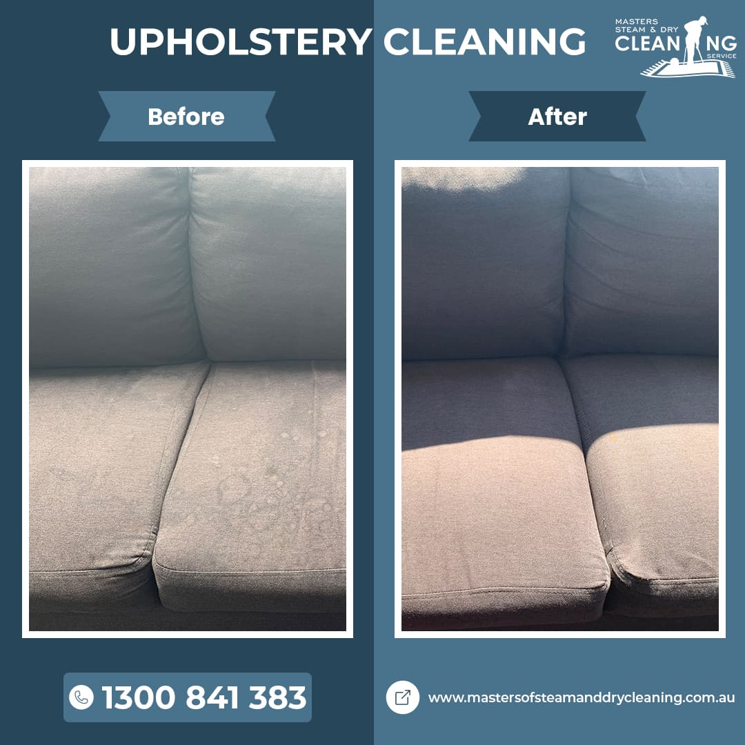 Hire Sofa Cleaning Melbourne From Masters of Steam and Dry Cleaning