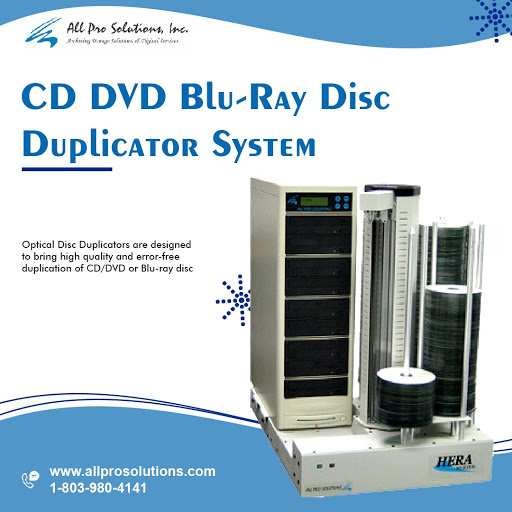 Leading Manufacturers and Innovator of CD DVD Duplicators