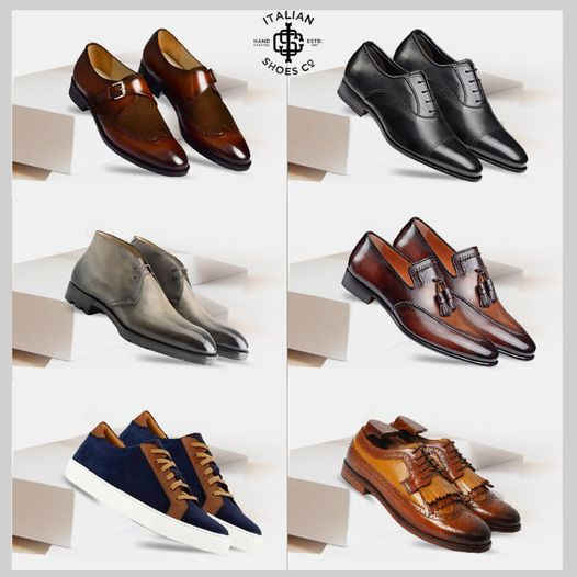 Leather Shoe Online at Italian Shoes Company
