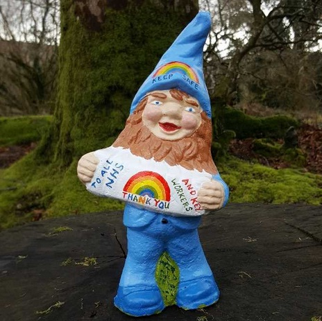 Made to Order Gnome Gnome that Fits any Garden Buy Online from Pixieland
