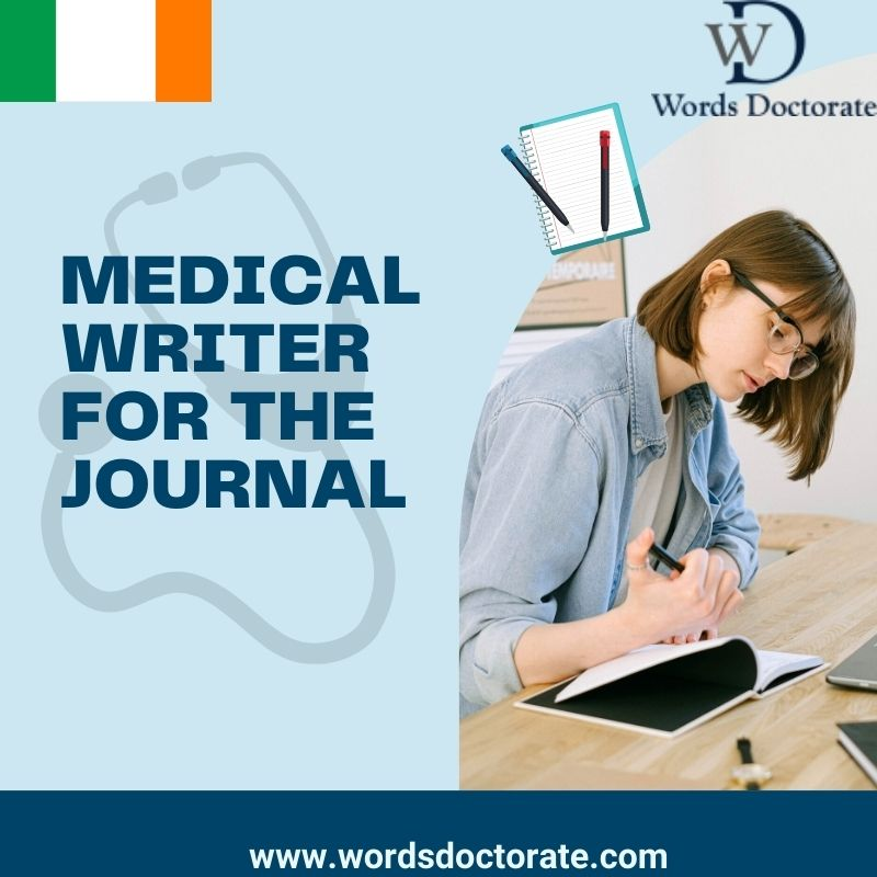 Medical Writer for The Journal Words Doctorate