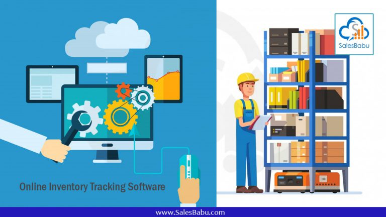 Online Inventory Tracking Software