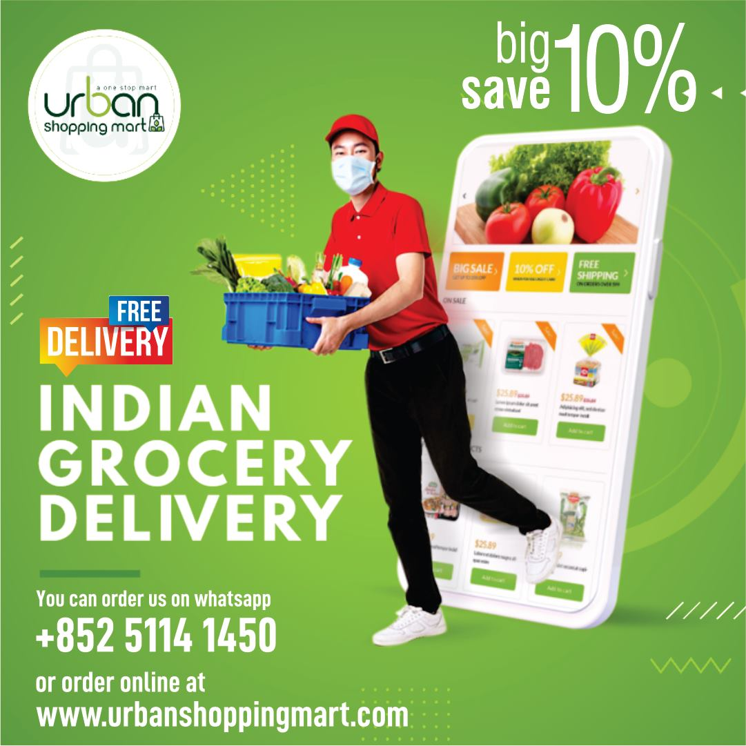 Online Ready To Eat Products in Hong Kong Urban Shopping Mart