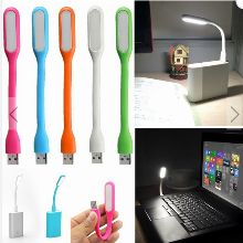 PORTABLE LED USB LIGHT FOR CMPUTER NOTEBOOK PC LAPTOP POWER BANK