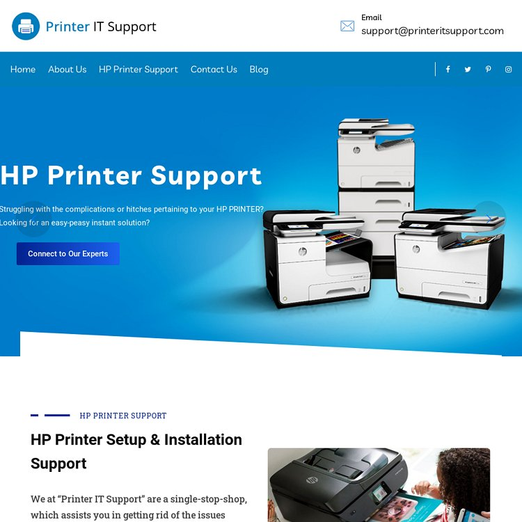 Printer IT Support A OneStop Shop To Get Your Printers Issues Resolved