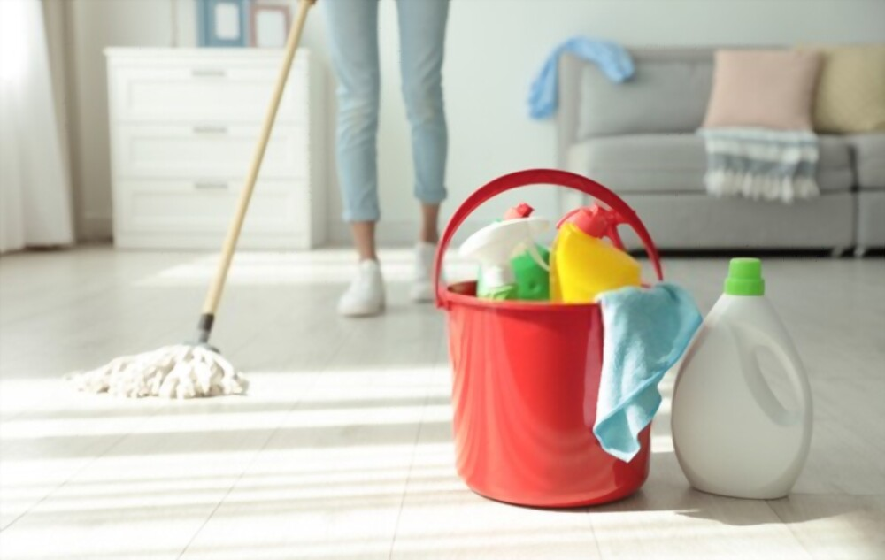 Professional House Cleaning by Faidepro