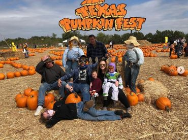 Pumpkin Patches in Texas