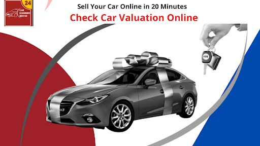 Sell Your Car Online in 20 Minutes Check Car Valuation Online