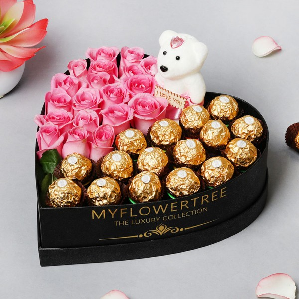 Send Karwa Chauth Gifts Online to Mumbai at Best Prices from MyFlowerTree