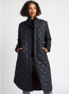Shop All Day Long Puffer Jacket In Every Size Kit and Ace