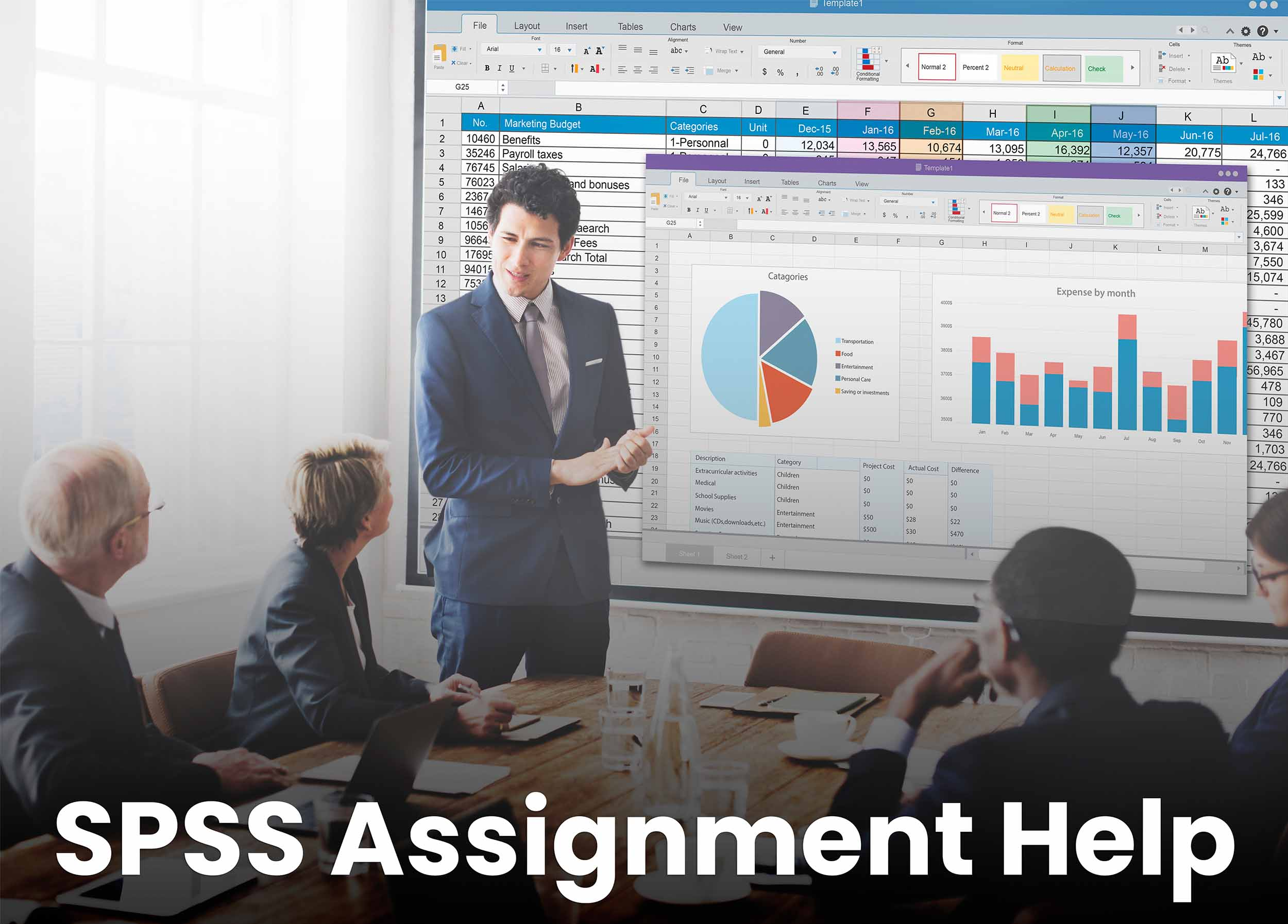 Statistical Consulting and Assignment Help Service SPSS Tutor