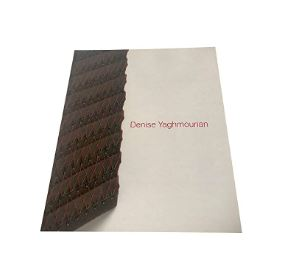 Textile Art Book by Denise Yaghmourian