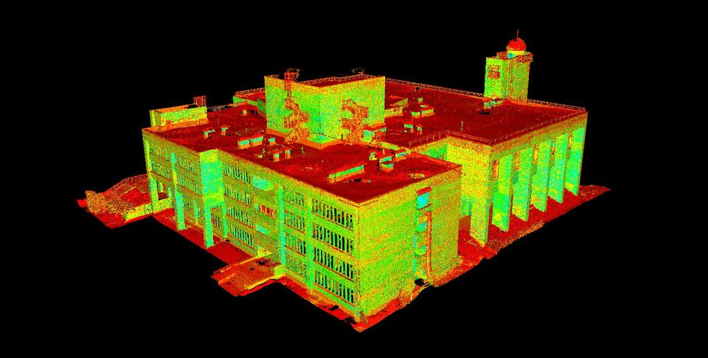 Top Rated Point Cloud To BIM Services at OffShore Outsourcing India