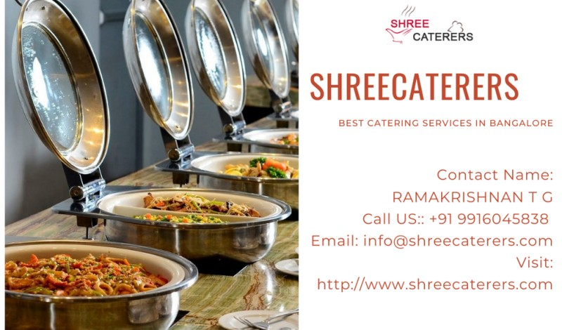 TopBest Catering Services in Bangalore