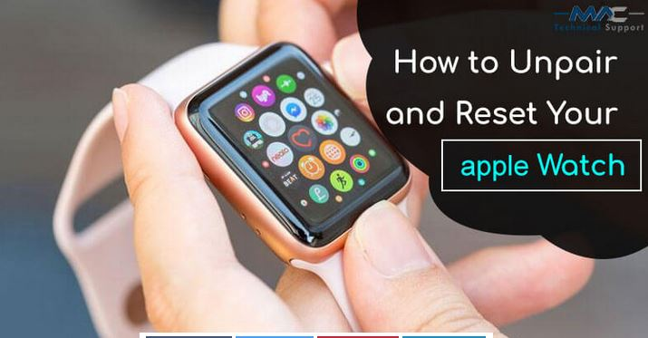 Unpair and Reset Your Apple Watch