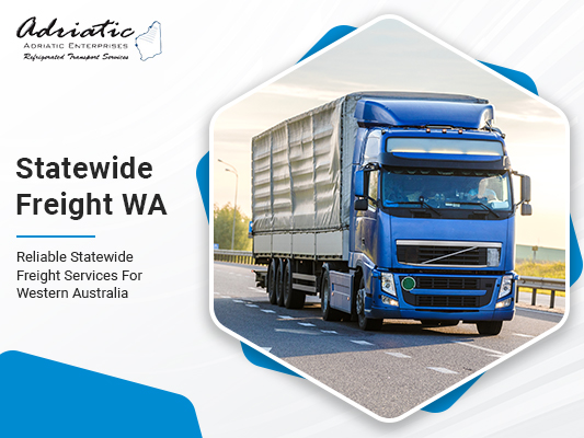 We Have Your Statewide Transport Covered