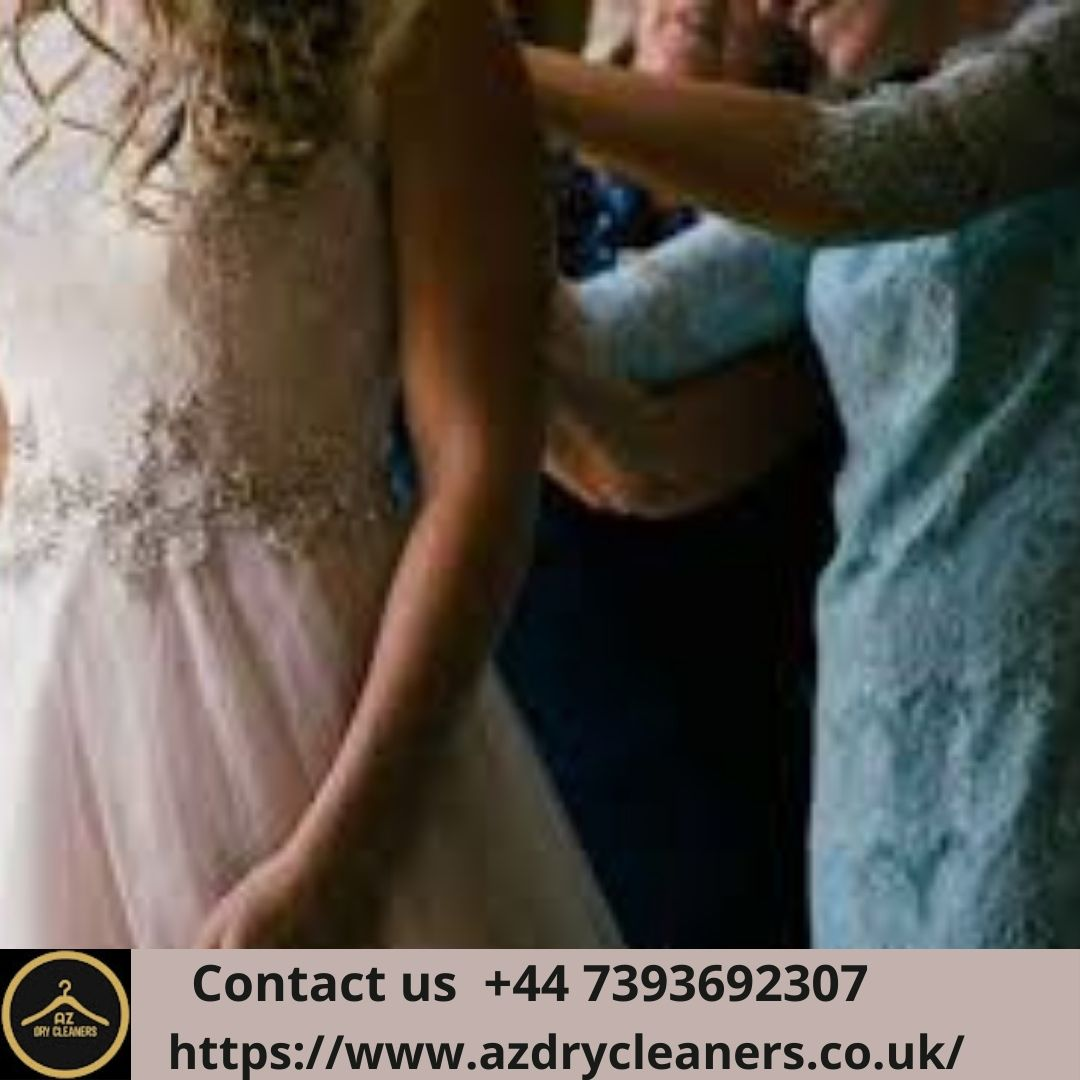 Why do you need a Wedding dress dry cleaning service for your wedding?