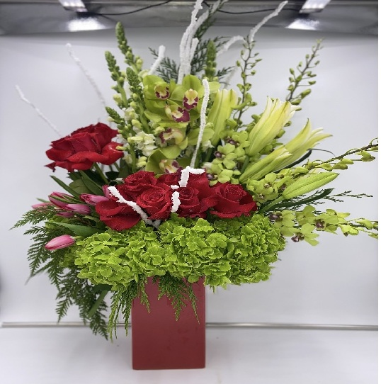 Winters Taste Every Day Flower Delivery